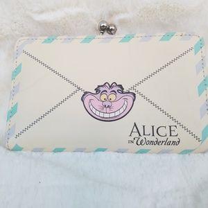 Disney Bags - Disney Alice In Wonderland Wallet